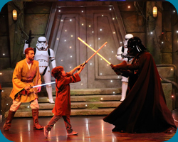 Disneyland Paris 2016: Jedi Training Academy