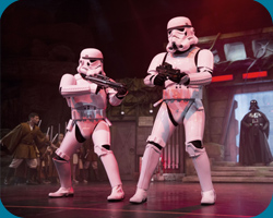 Disneyland Paris 2017 - Star Wars: The Season of the Force