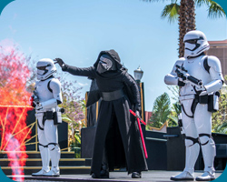 Disneyland Paris 2017 - Star Wars: A Galaxy Far, Far Away