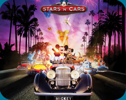 Disney's Stars 'n' Cars in de Walt Disney Studios