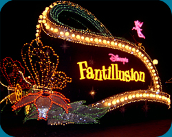 First Float: Mickey`s Fantillusion