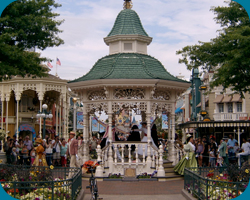Main Street USA met Mary Poppins