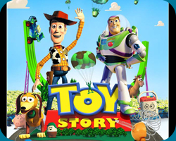 Toy Story Playland in het Walt Disney Studios Park