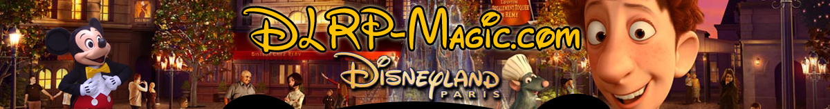 DLRP-Magic.com: Disneyland Parijs 2016
